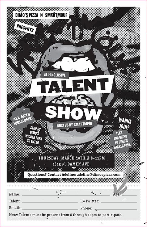 smartmouf talent show